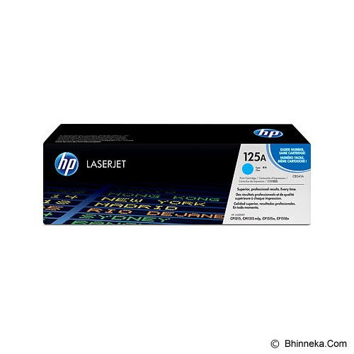 HP Cyan Toner 125A [CB541A] - Toner Printer Hp